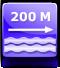 distanza spiaggia : circa 200 metri