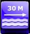 distanza spiaggia : circa 30 metri