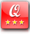 qualità oggetto: 3 stelle (il numero delle stelle indica la qualità dell'oggetto in base alla qualità, ai servizi offerti e al nostro giudizio personale)
