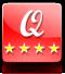 qualità oggetto: 4 stelle (il numero delle stelle indica la qualità dell'oggetto in base alla qualità, ai servizi offerti e al nostro giudizio personale)