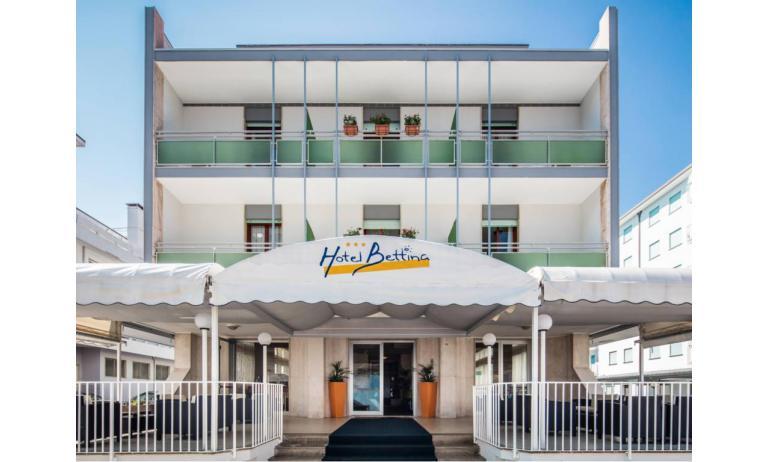 hotel BETTINA: esterno hotel