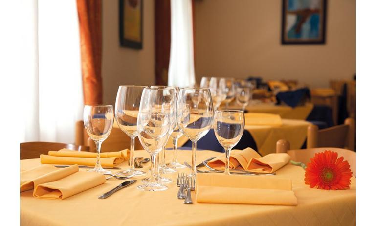 hotel BETTINA: sala ristorante