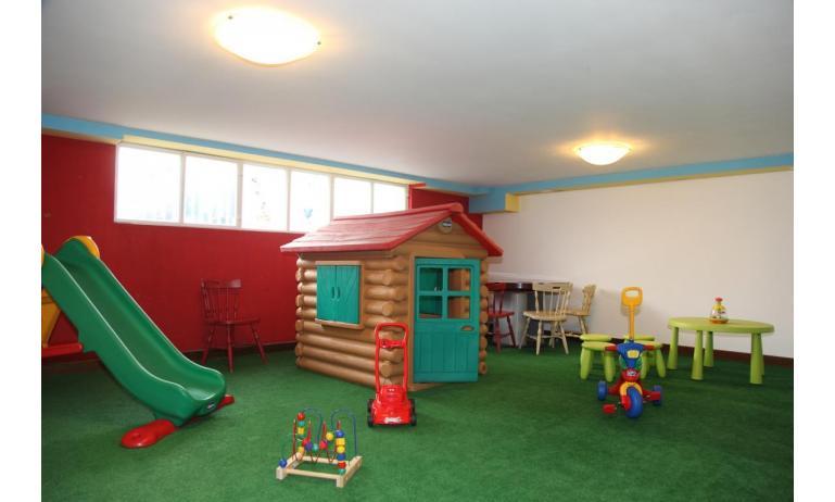 hotel BETTINA: area giochi
