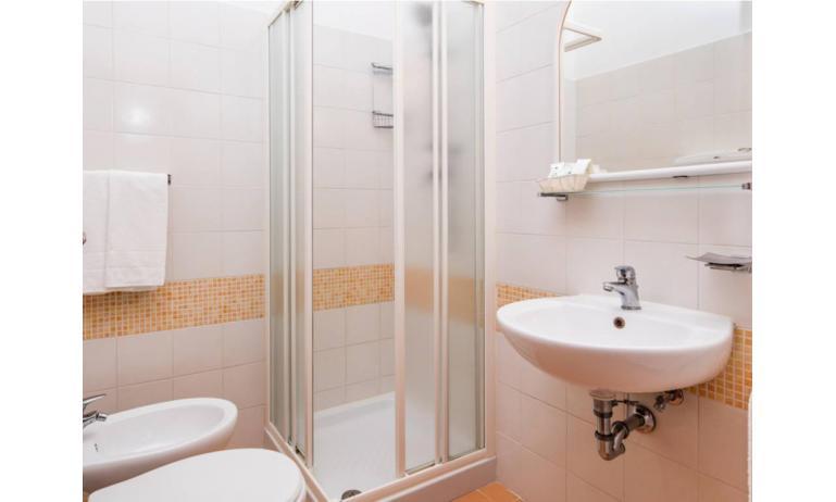 hotel BETTINA: Standard - bagno con box doccia (esempio)