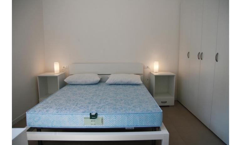 appartamenti SOLVEIG: B4 - camera matrimoniale (esempio)